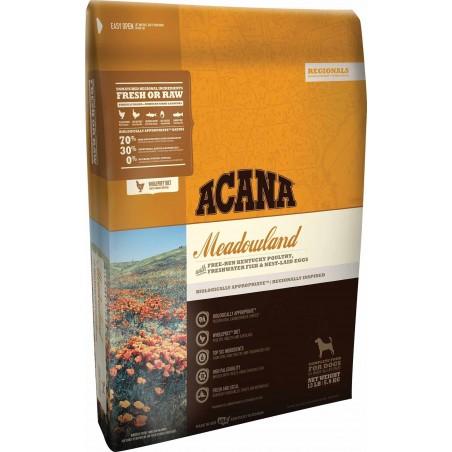 Acana - Meadowlands - Grain Free - para perros 11,35 kg