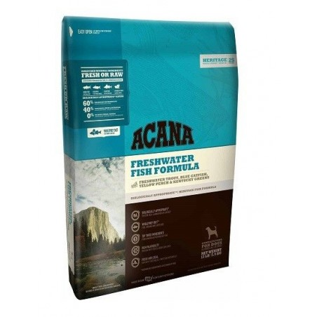 Acana - Freshwater Fish - Grain Free - para perros 2 kg